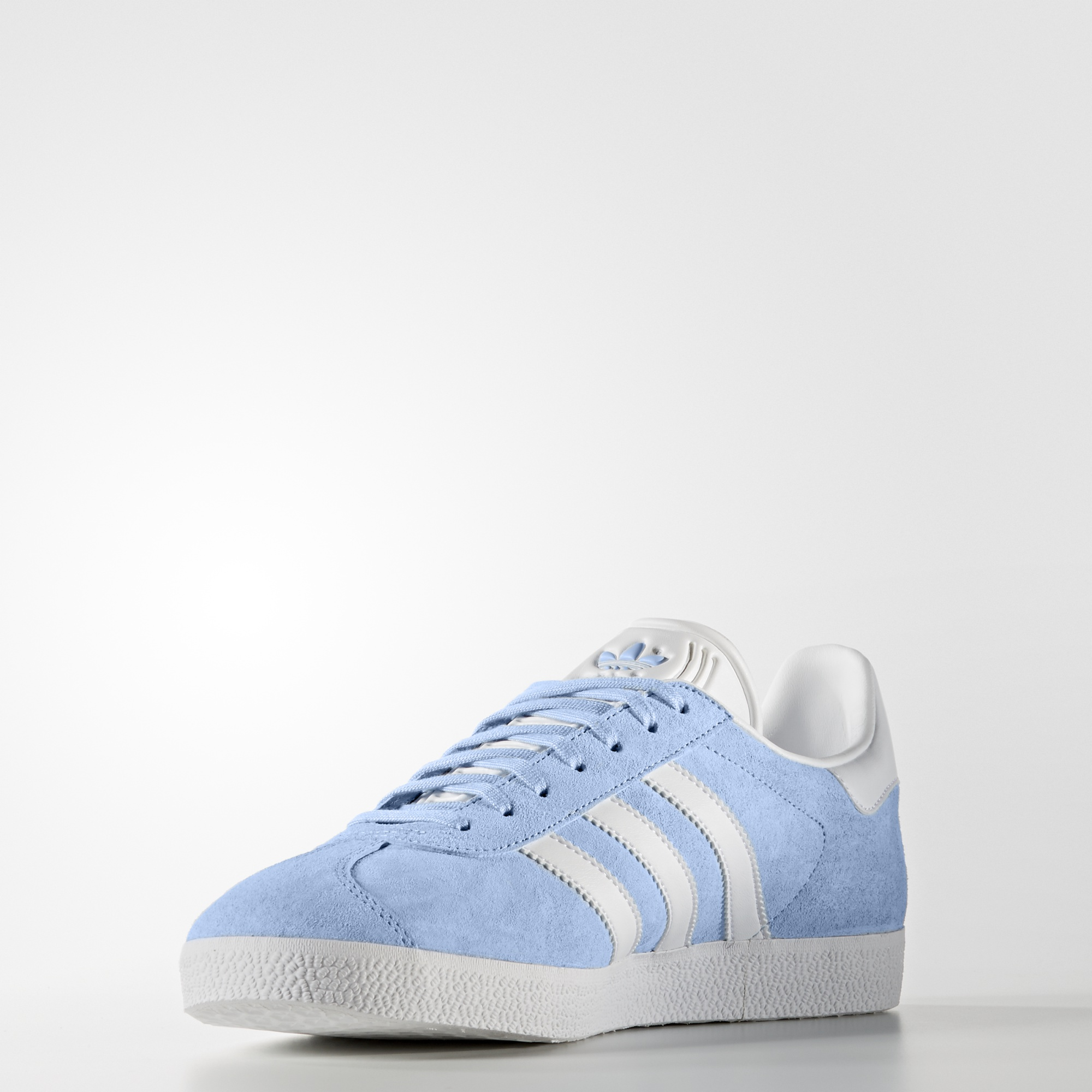 Adidas Gazelle OG trainers reissued in yellow or blue suede