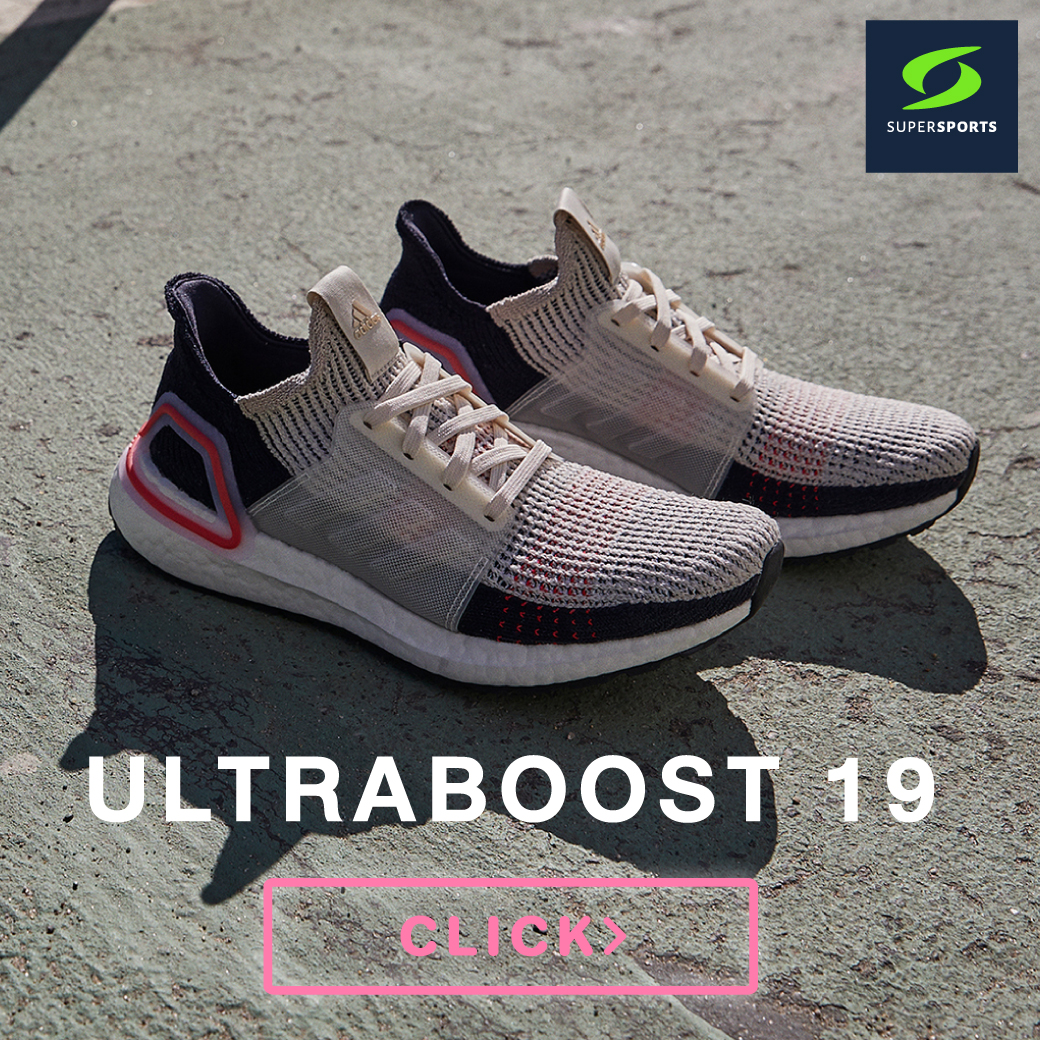 ADIDAS ULTRABOOST 19 at SUPERSPORTS