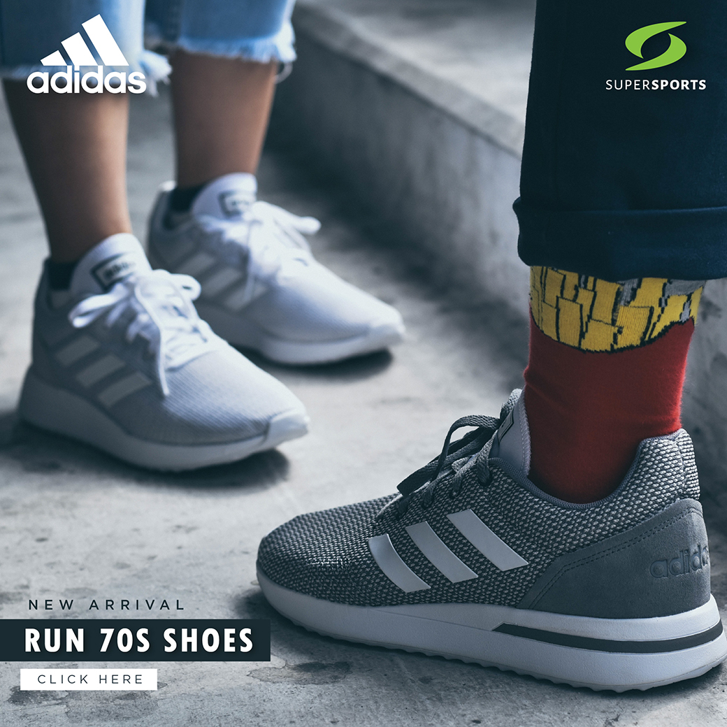 ADIDAS NEO RUN 70S SHOES at SUPERSPORTS