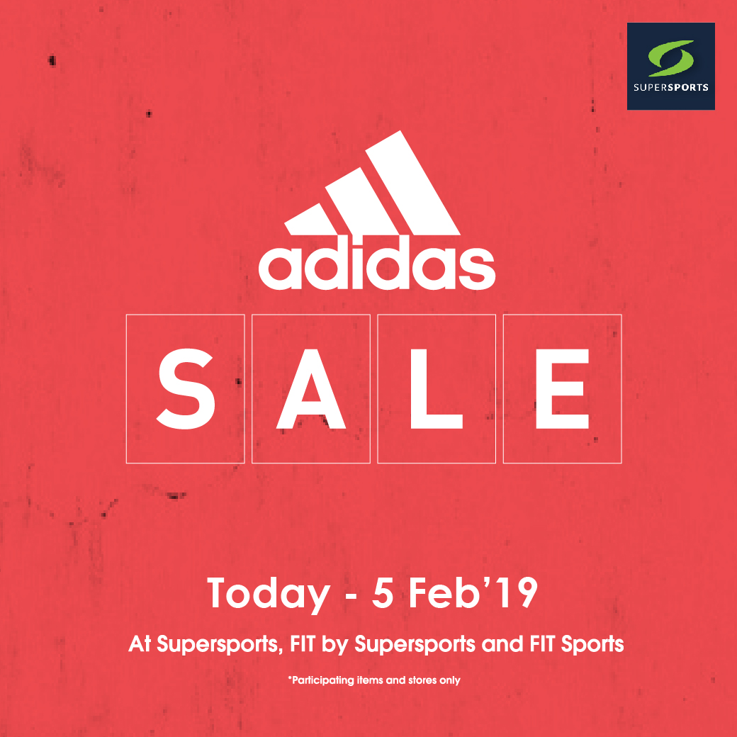 PROMOTIONS - :: SUPERSPORTS ::