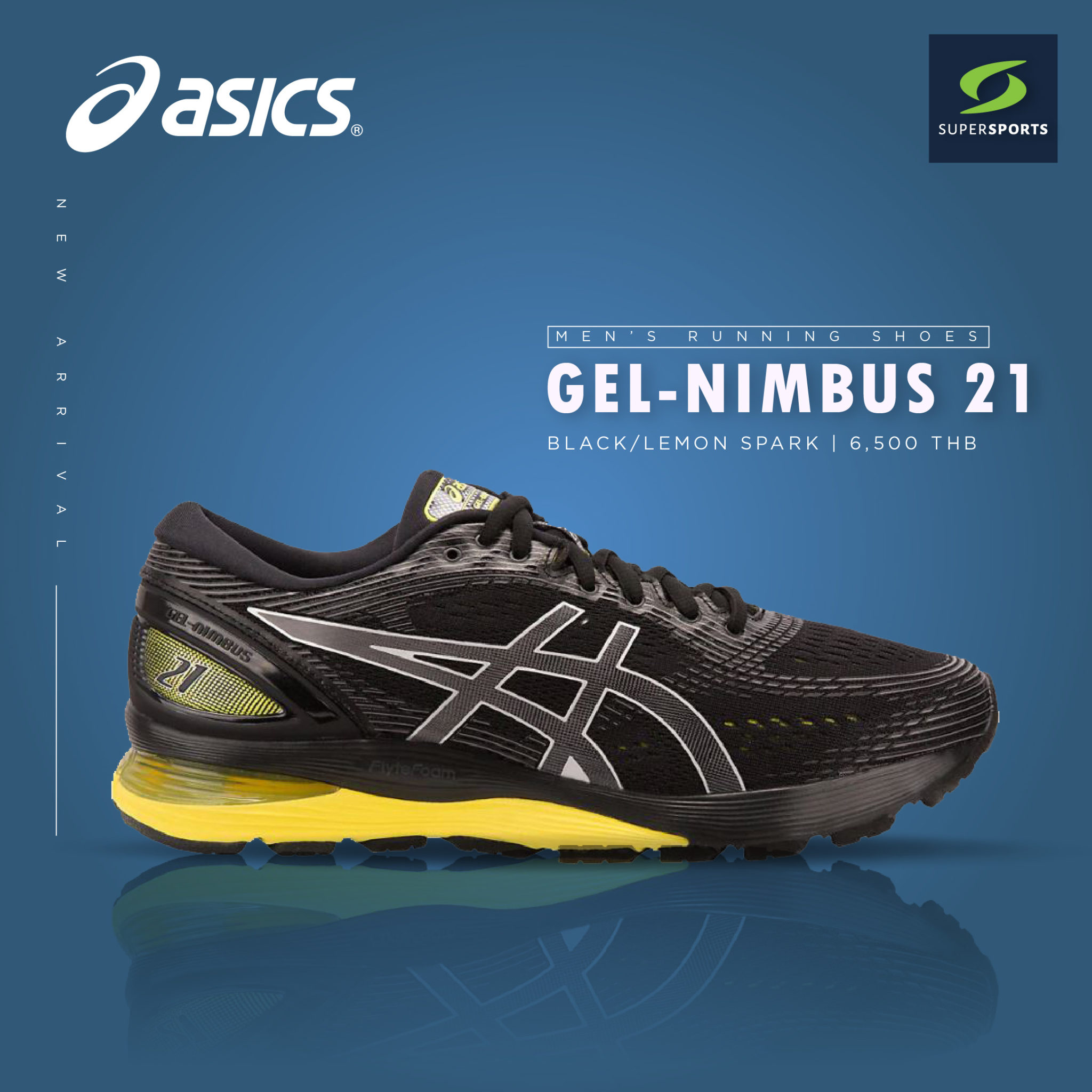 b3139a299db8a ASICS GEL-NIMBUS 21 at SUPERSPORTS - DISTANCE RUNNING. MADE ...