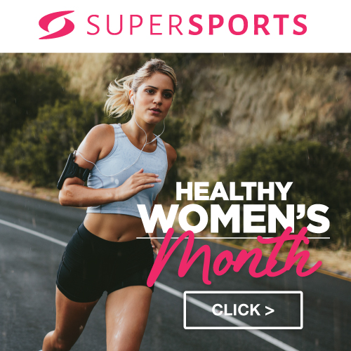 SUPERSPORTS HEALTHY WOMEN'S MONTH 2019