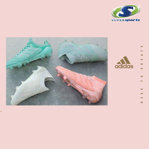 adidas Football Spectral Mode at Supersports