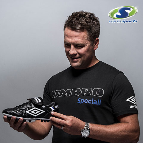 รองเท้าสตั๊ด Umbro Speciali 2018 edition at Supersports